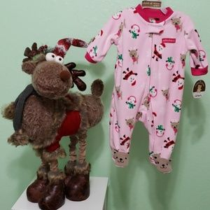 CHRISTMAS BABY one piece